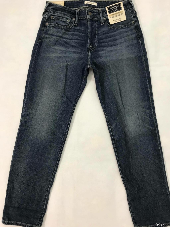 Cần thanh lý quẩn jeans abercrombie & fitch mua bên mỹ . - 8