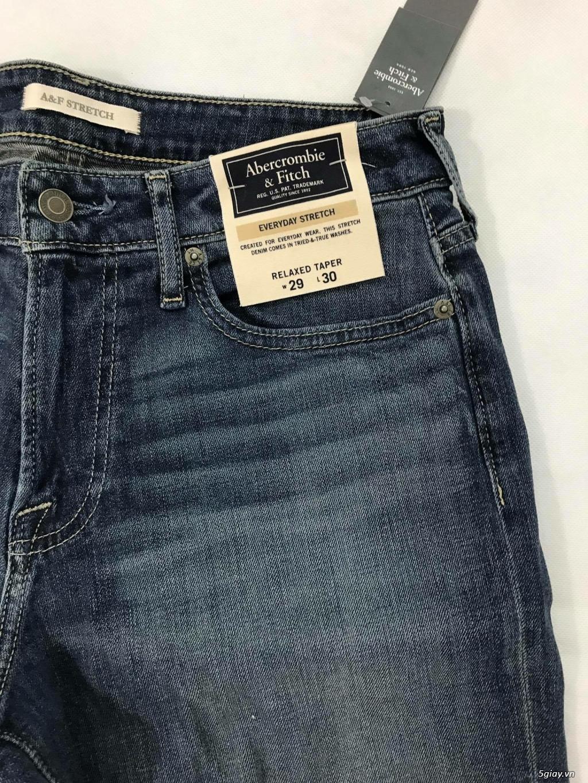 Cần thanh lý quẩn jeans abercrombie & fitch mua bên mỹ . - 14