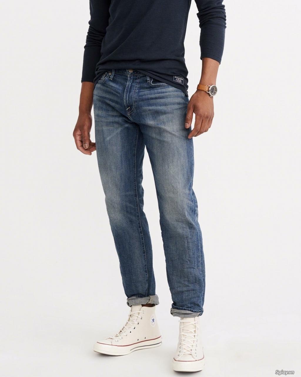 Cần thanh lý quẩn jeans abercrombie & fitch mua bên mỹ . - 2