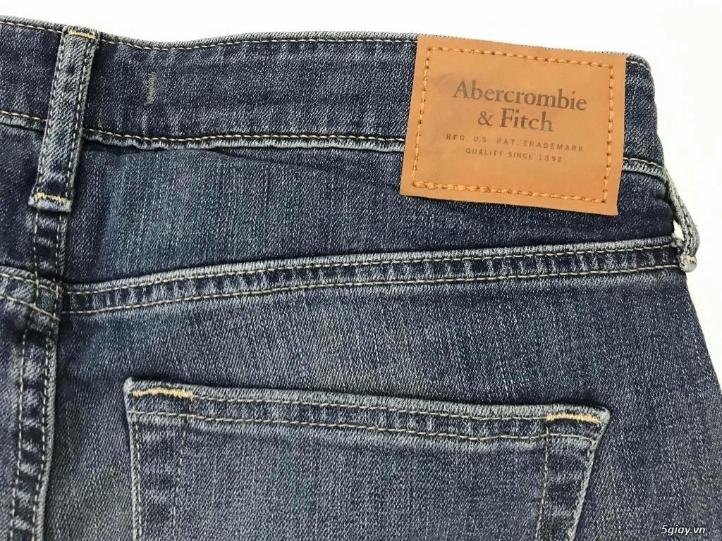 Cần thanh lý quẩn jeans abercrombie & fitch mua bên mỹ . - 22