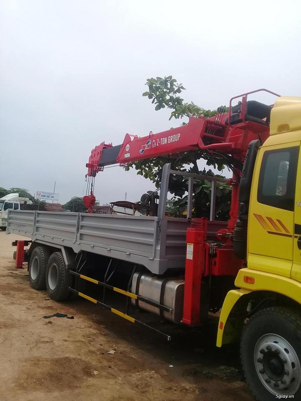 Xe tải cẩu Thaco - 4