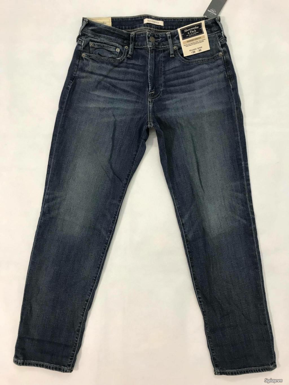 Cần thanh lý quẩn jeans abercrombie & fitch mua bên mỹ . - 5