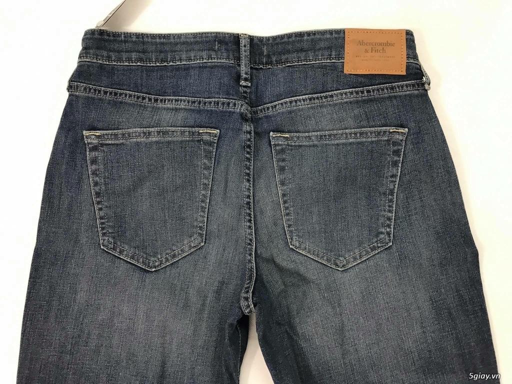Cần thanh lý quẩn jeans abercrombie & fitch mua bên mỹ . - 21
