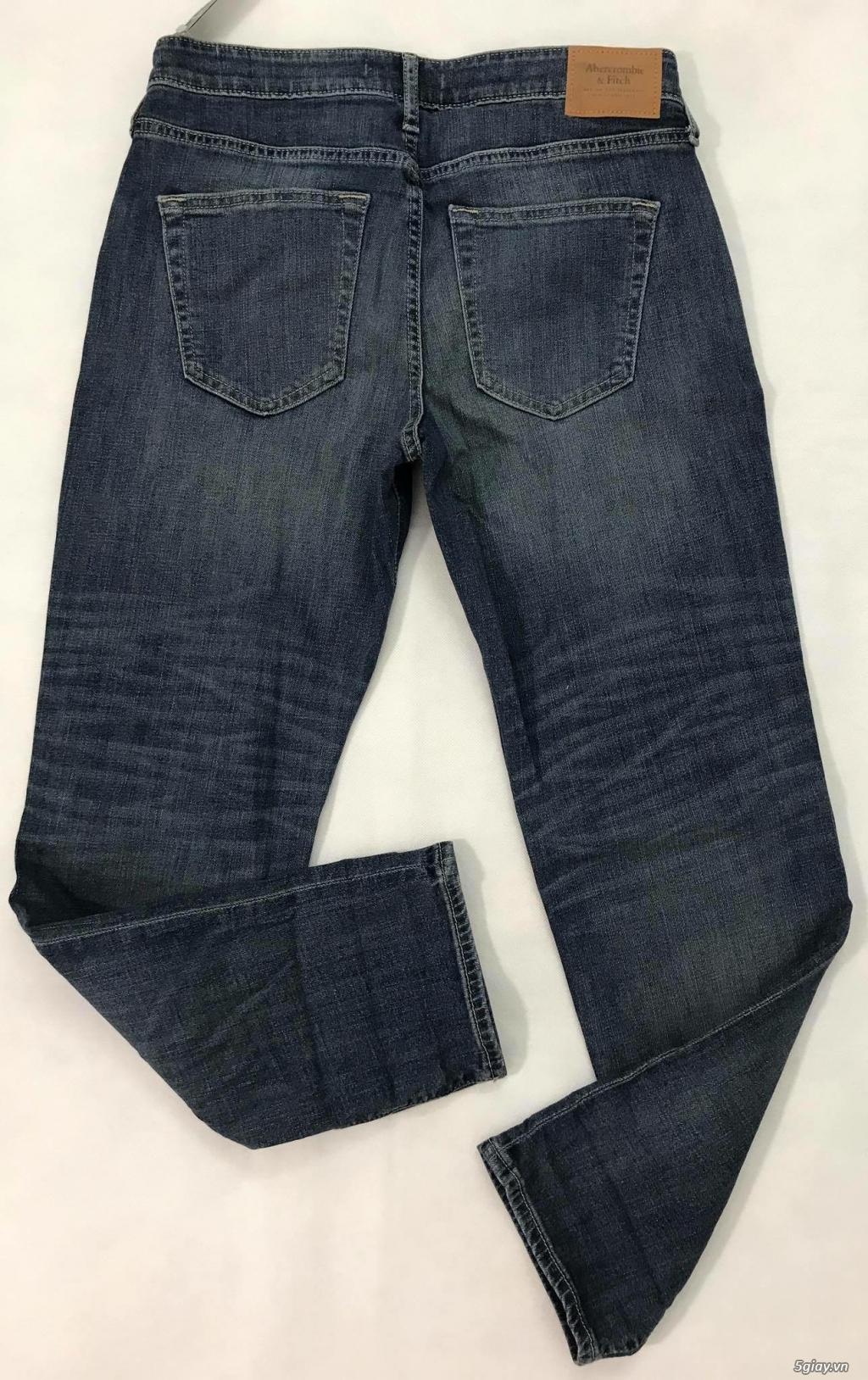 Cần thanh lý quẩn jeans abercrombie & fitch mua bên mỹ . - 10