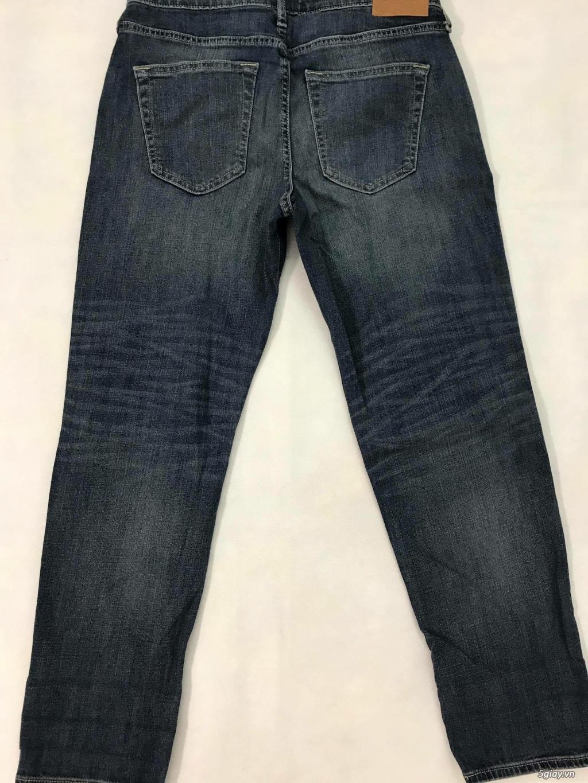Cần thanh lý quẩn jeans abercrombie & fitch mua bên mỹ . - 7
