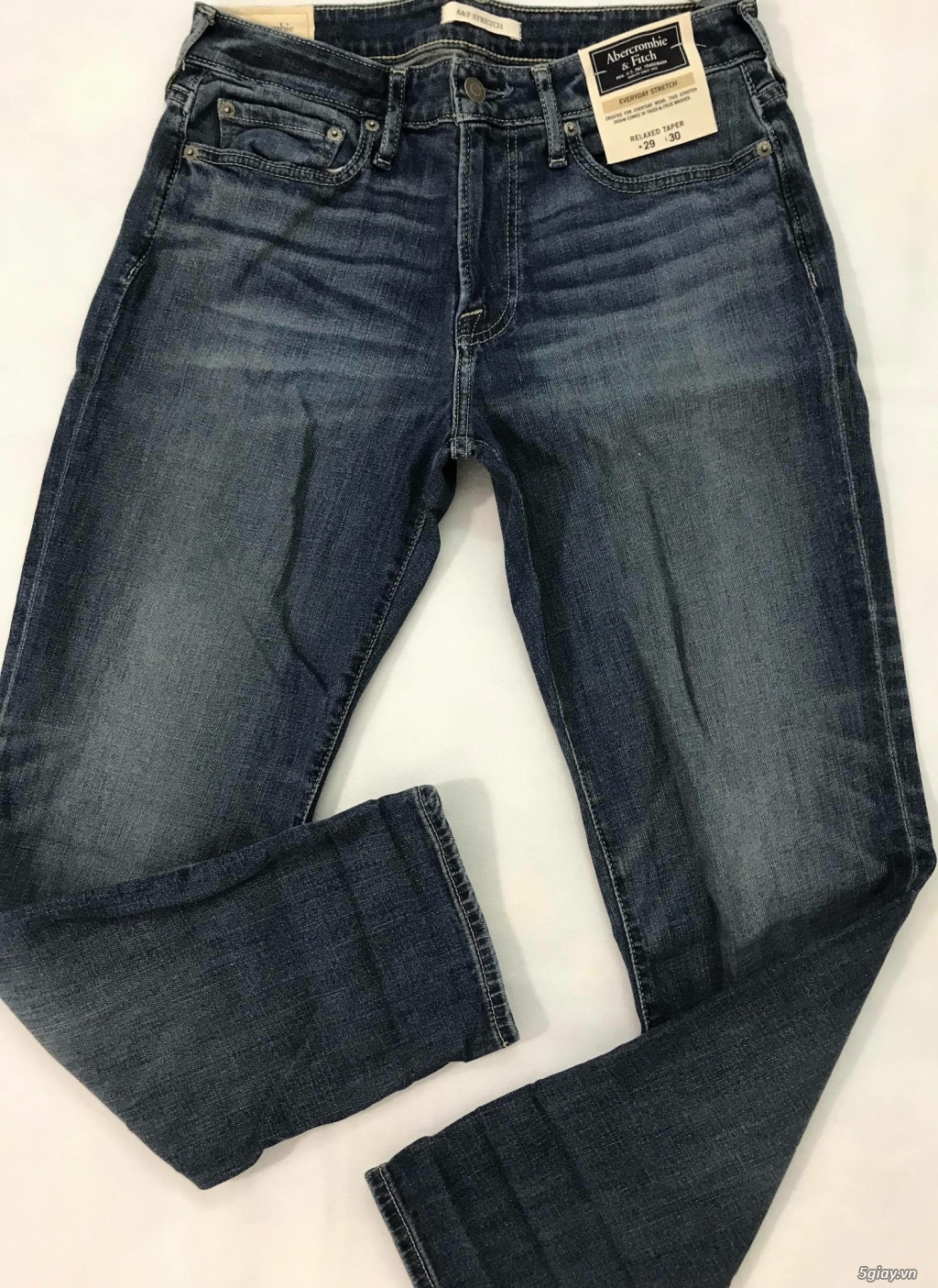 Cần thanh lý quẩn jeans abercrombie & fitch mua bên mỹ . - 12