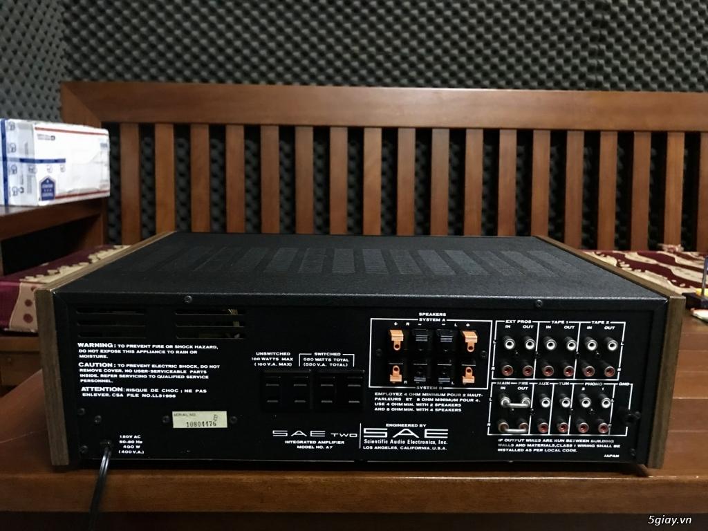 Khanh Audio  Hàng Xách Tay Từ Mỹ  - 78