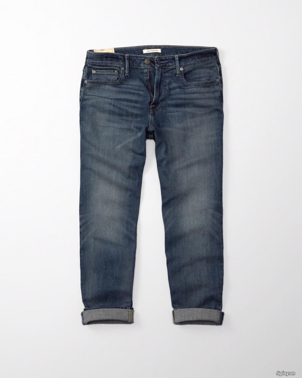 Cần thanh lý quẩn jeans abercrombie & fitch mua bên mỹ . - 1