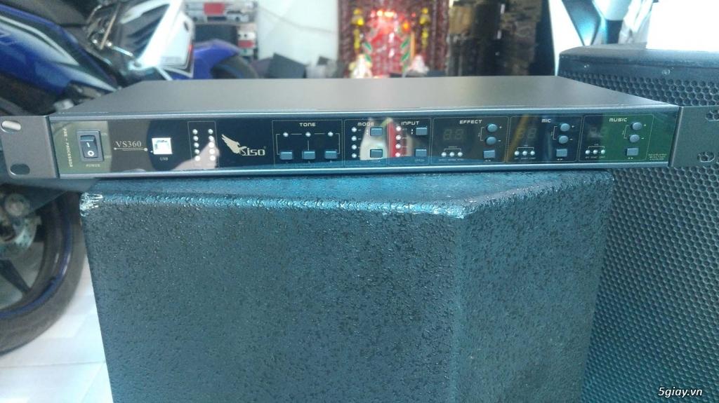 Vang số karaoke siso VS360 chống hú tốt mà không méo tiếng - 1