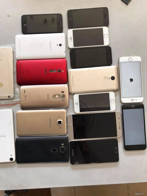 cần bán nhiều xác điện thoại mtb;iphone 5,5s,6,6s iloud,ss j7,a8,a5.. - 1