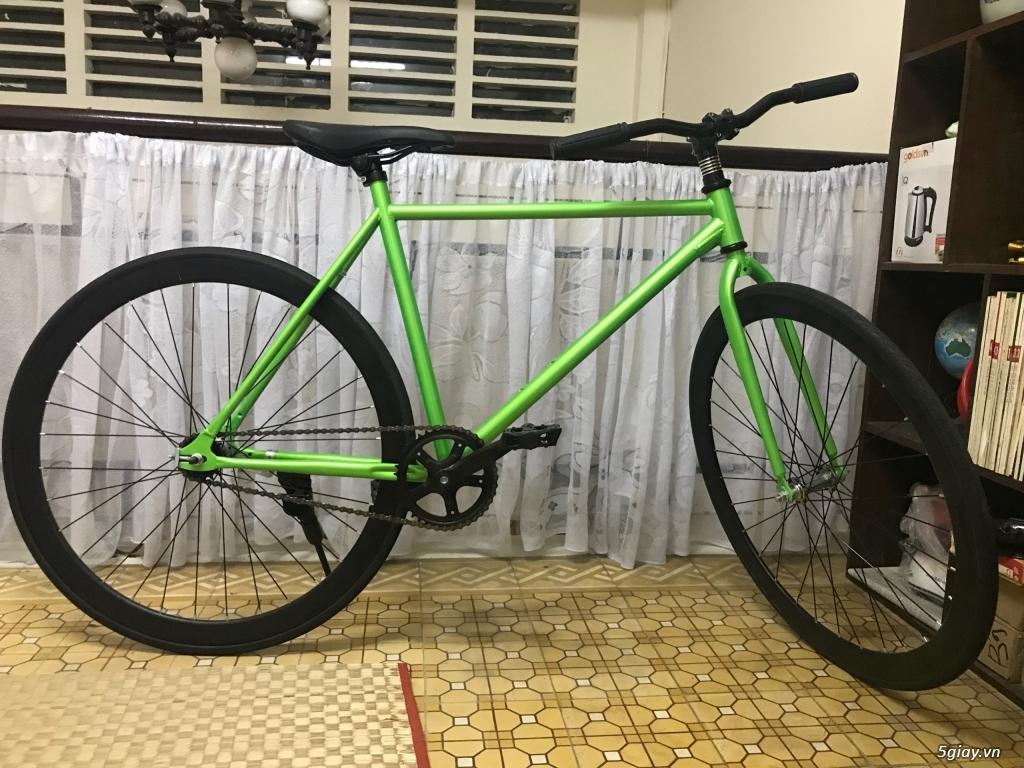 Xe đạp fixed gear và bộ phụ kiện