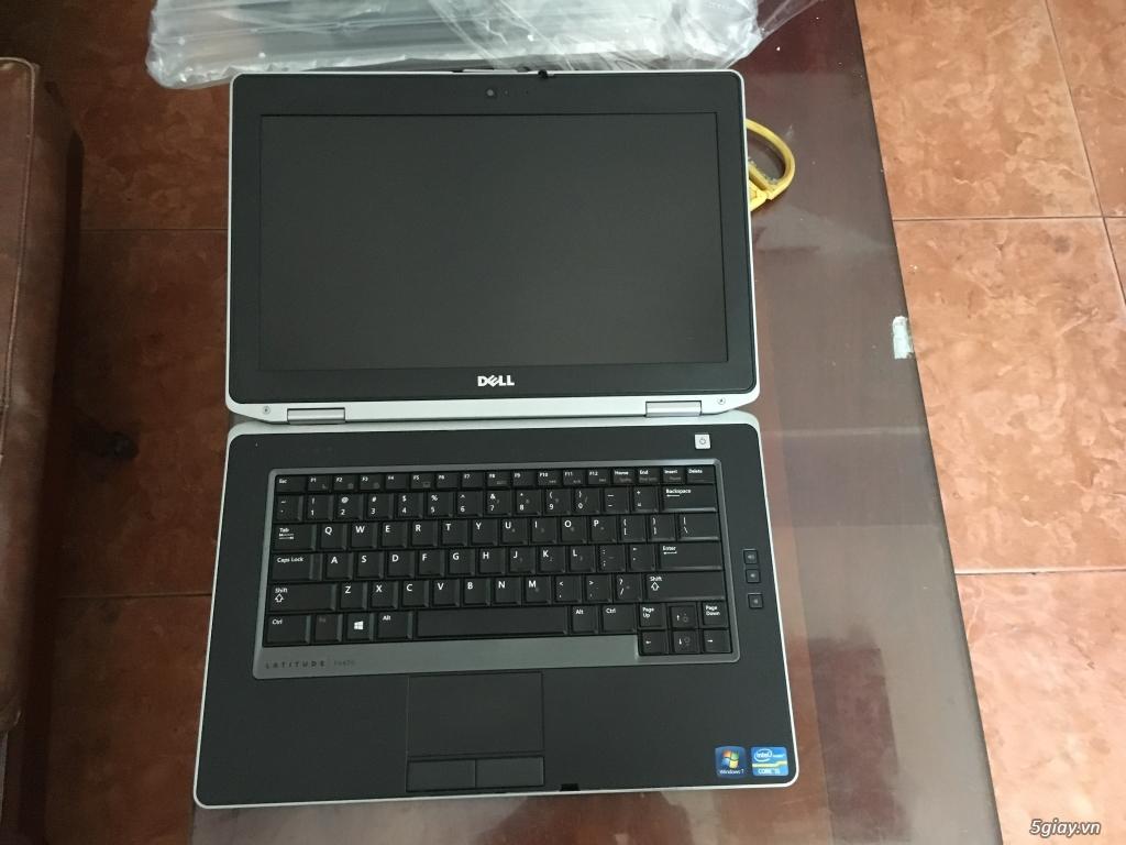 Bán Laptop Dell E6430 i5-3340 thế hệ 3 Ram 4G HDD 320G. Giá 4.800.000 - 10
