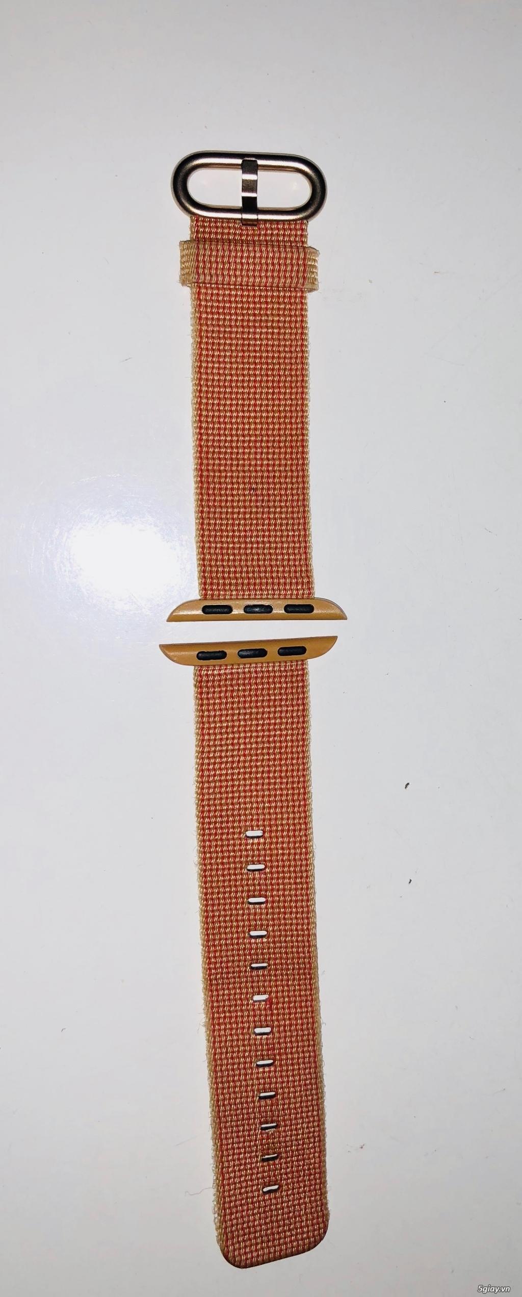 Cần thanh lý dây nylong cho Apple Watch 38mm, fullbox - 3