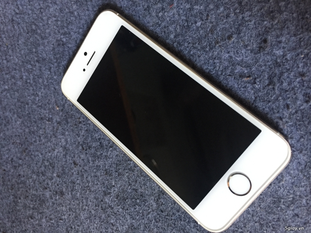 Bán iPhone 5s 32G Gold - 2