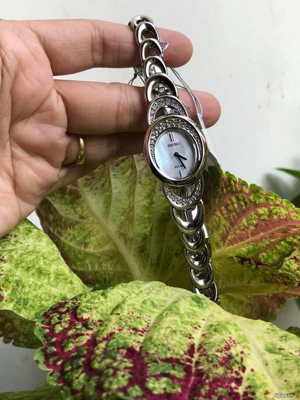 Đồng hồ nữ xách tay chính hãng Seiko,Bulova,Hamilton,MontBlanc,MK,.. - 7