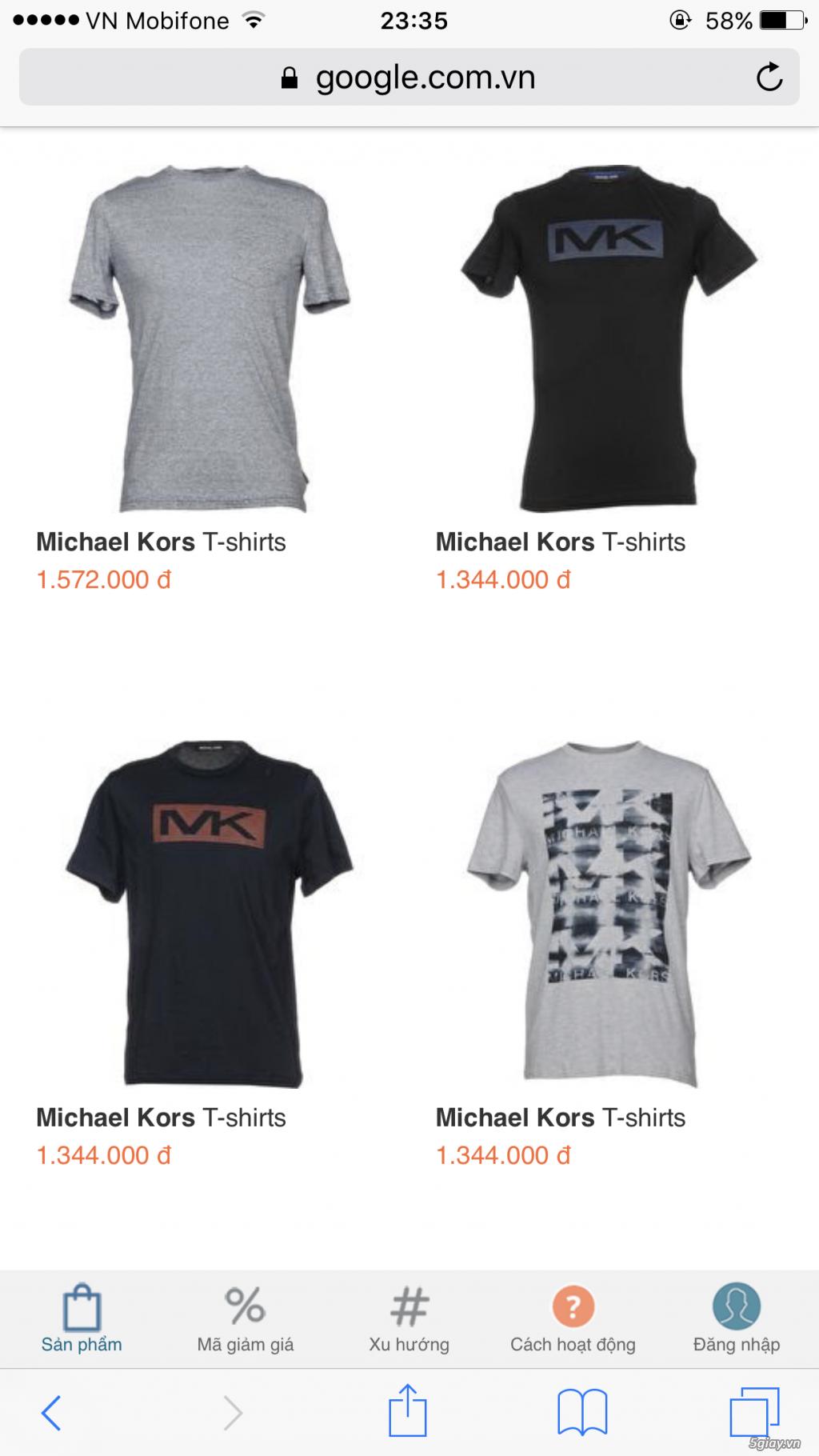 Michael kors xách tay chính hãng usa , nổi tiếng toàn cầu . - 15