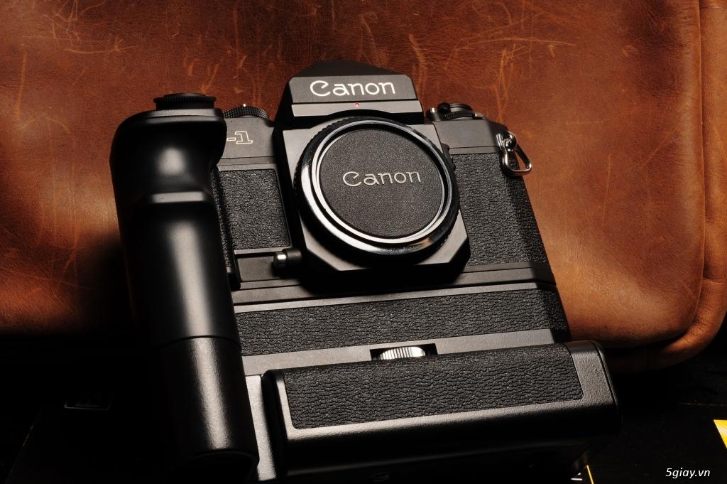 1 Dàn Lens Canon-Nikon-Sony- Panasonic-Olympus-Pentax-Minolta
