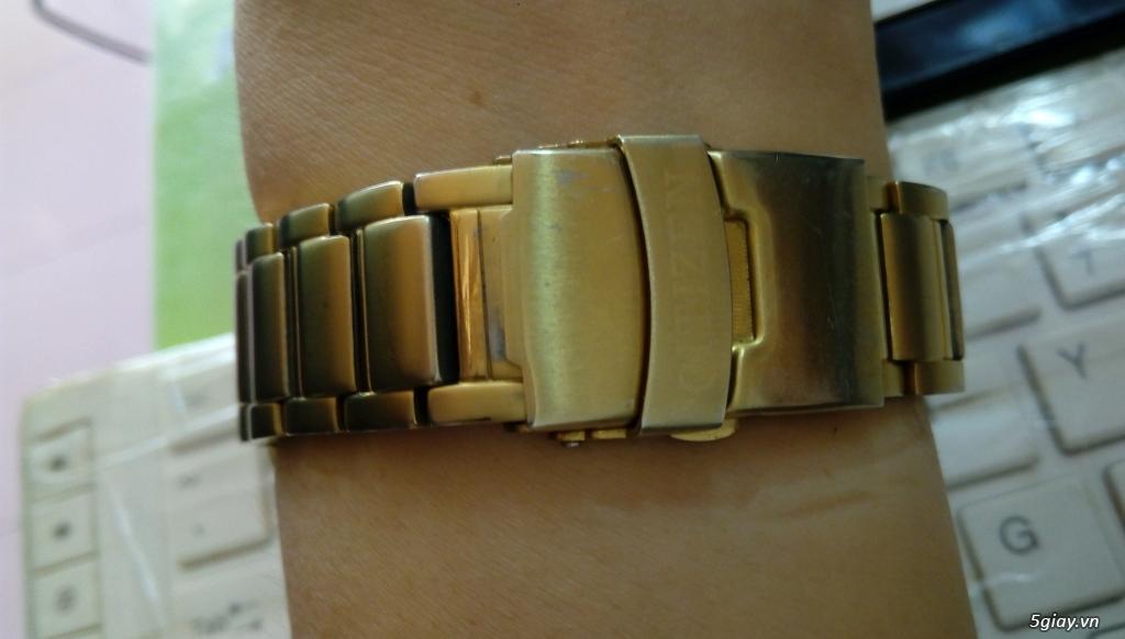 Đồng hồ chính hãng của Mỹ dư xài máy pin Quazt , máy tự động Automatic - 37