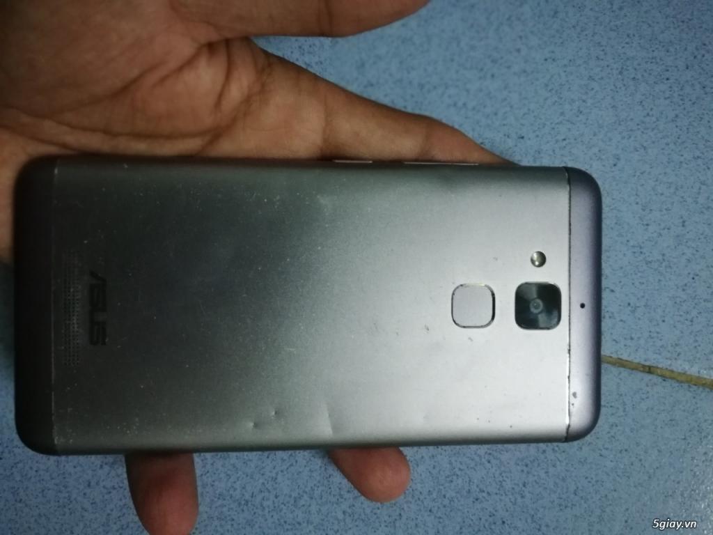 Zenfone 3 max nguyên zin pin trâu cần bán hay giao lưu - 2