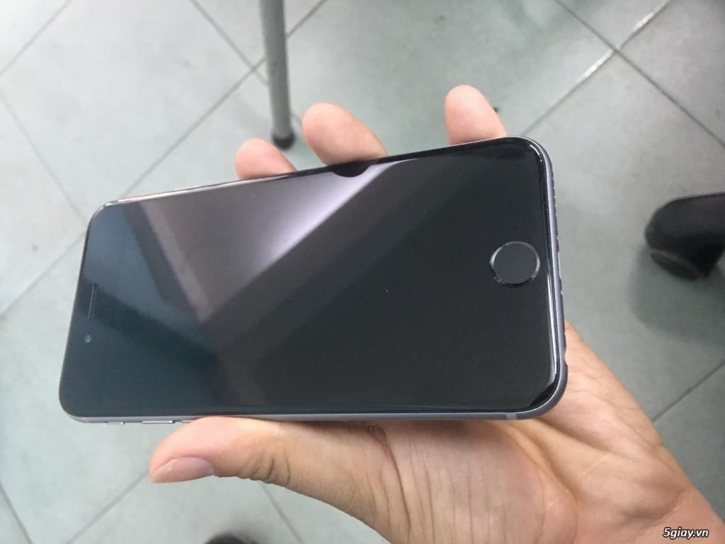 Bán iPhone 6 Gray 16gb quốc tế LL/a zin 98%