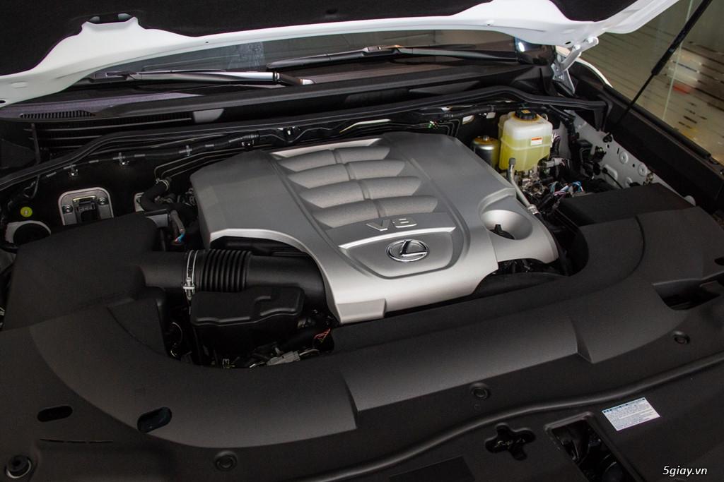 Chi tiết Lexus LX570 Super Sport giá gần 10 tỷ đồng - 10