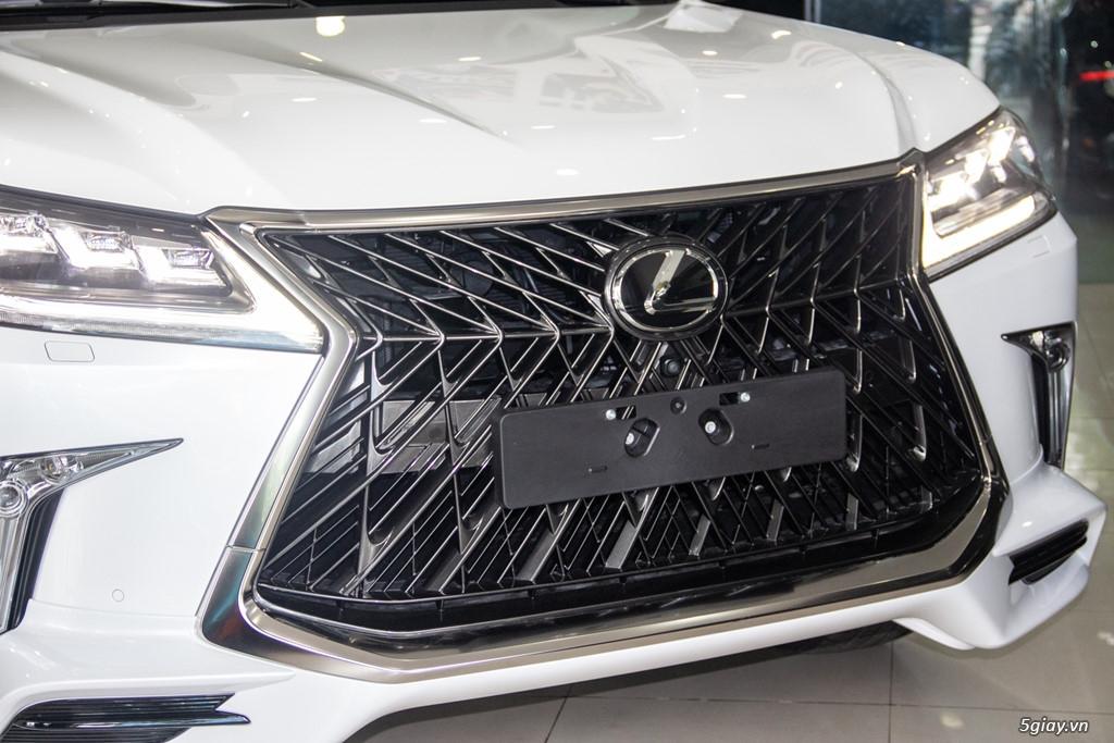 Chi tiết Lexus LX570 Super Sport giá gần 10 tỷ đồng - 2