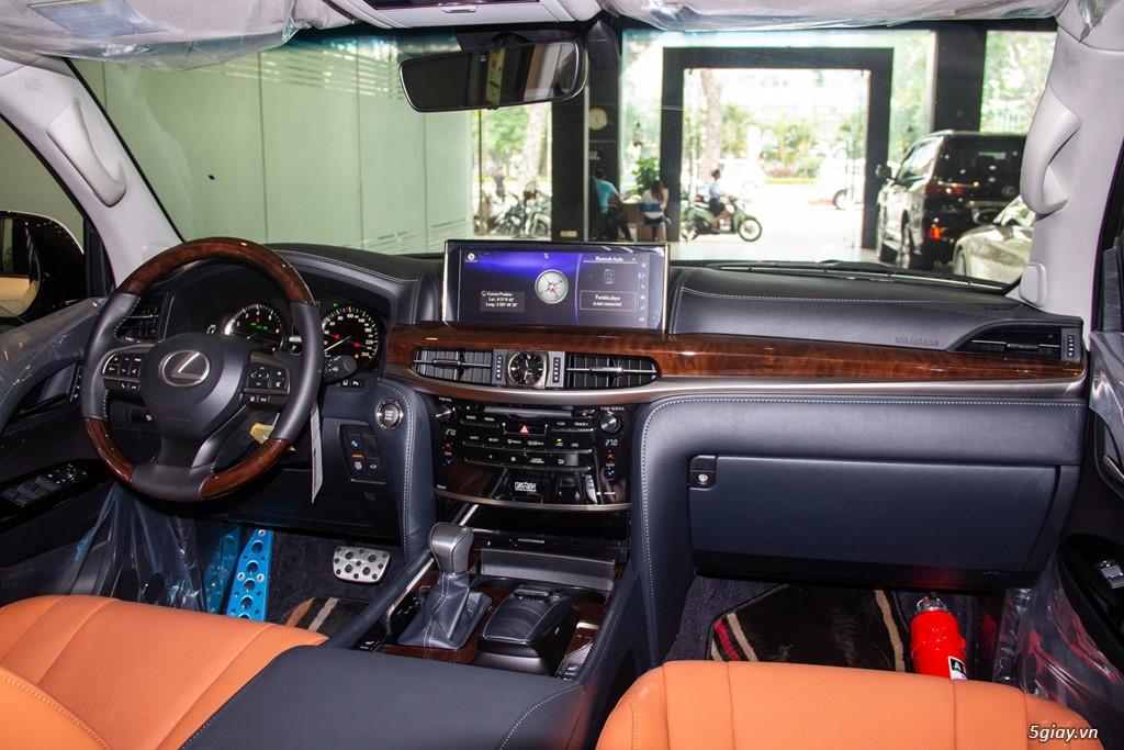 Chi tiết Lexus LX570 Super Sport giá gần 10 tỷ đồng - 6