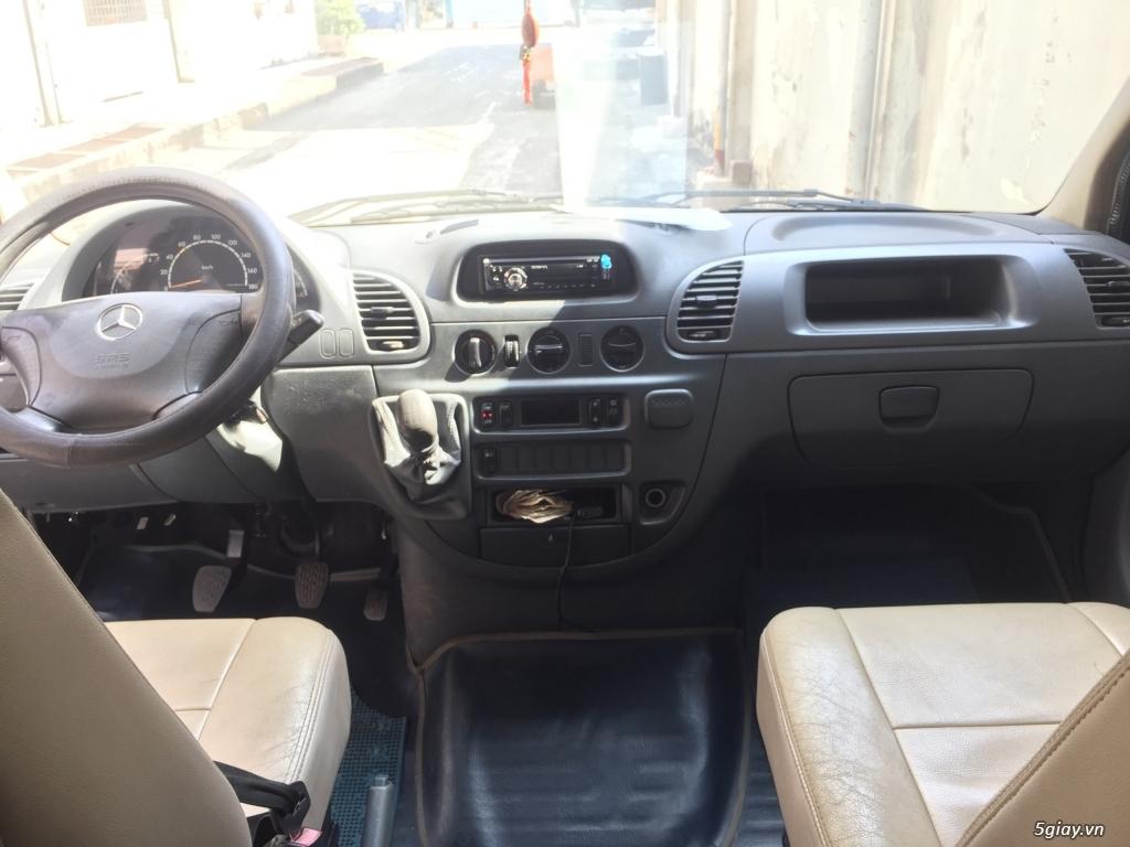 Mercedes Sprinter 313 CDI 2007 - 3