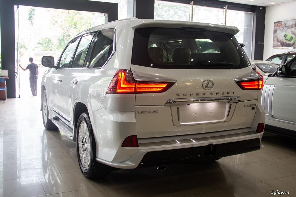 Chi tiết Lexus LX570 Super Sport giá gần 10 tỷ đồng - 5