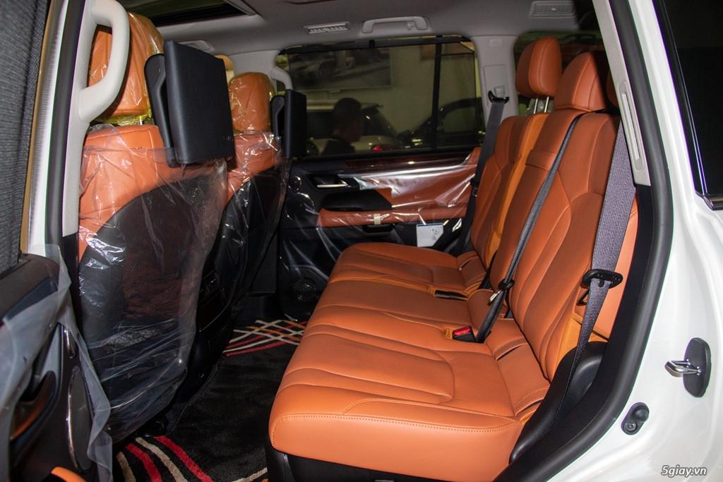 Chi tiết Lexus LX570 Super Sport giá gần 10 tỷ đồng - 9