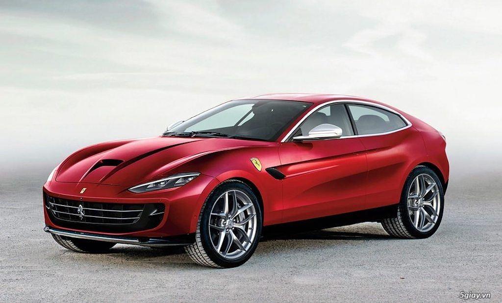 10 mẫu xe mới hàng hot sắp ra mắt từ nay tới 2020 - 6