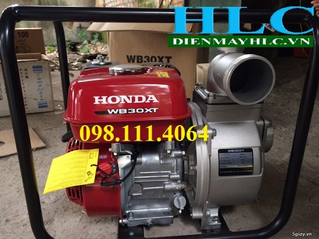 Máy bơm nước chạy xăng Honda WB30XT chính hãng