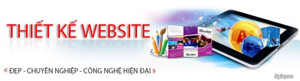 Dịch vụ website chuẩn uy tín tại toàn quốc.