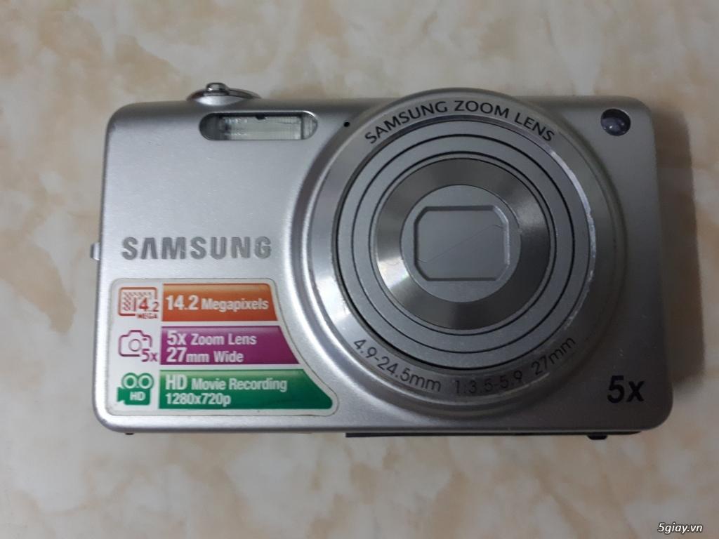 Cần bán: Máy chụp hình KTS samsung ST65 14.1mpx quay HD 1280x720p - 1