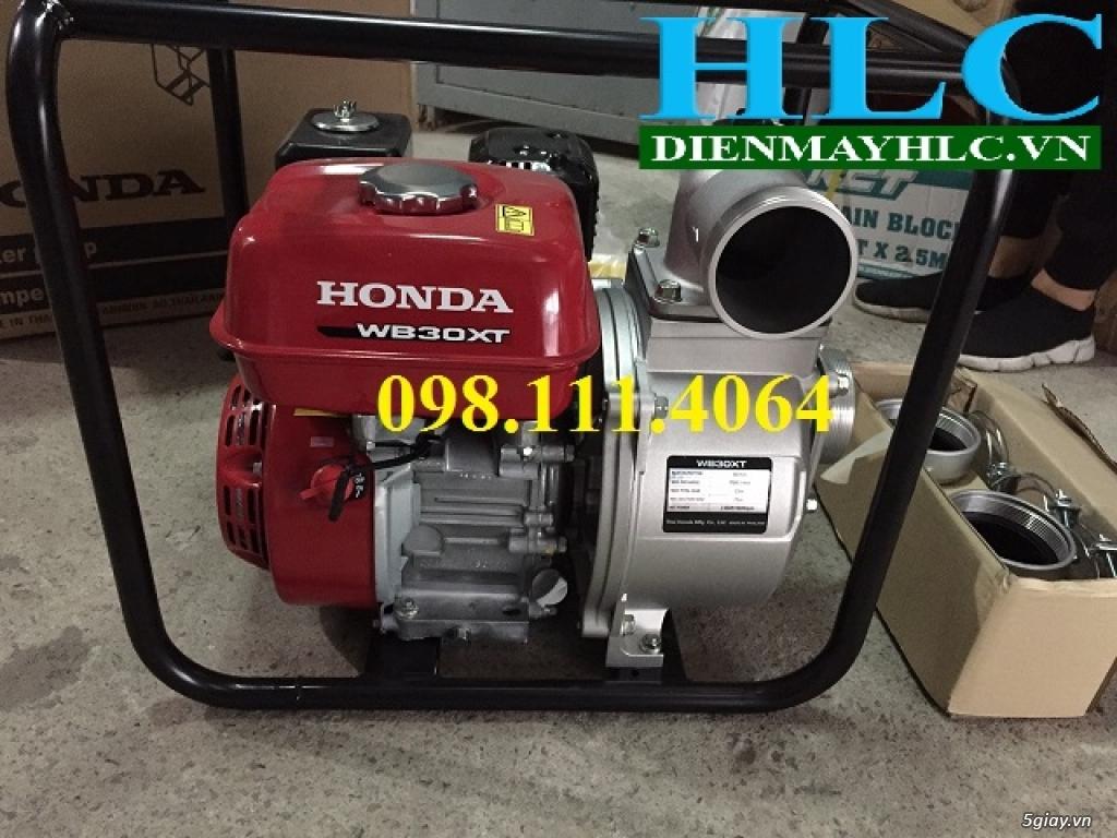 Máy bơm nước chạy xăng Honda WB30XT chính hãng - 2