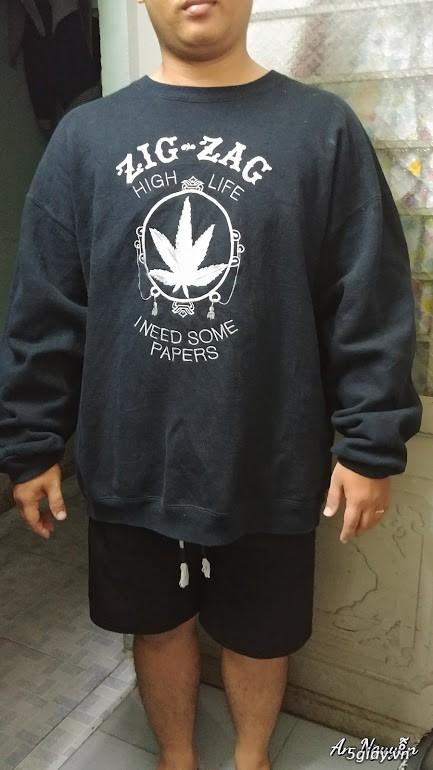 Áo Jacket NewYork  và áo sweater như hình - 1
