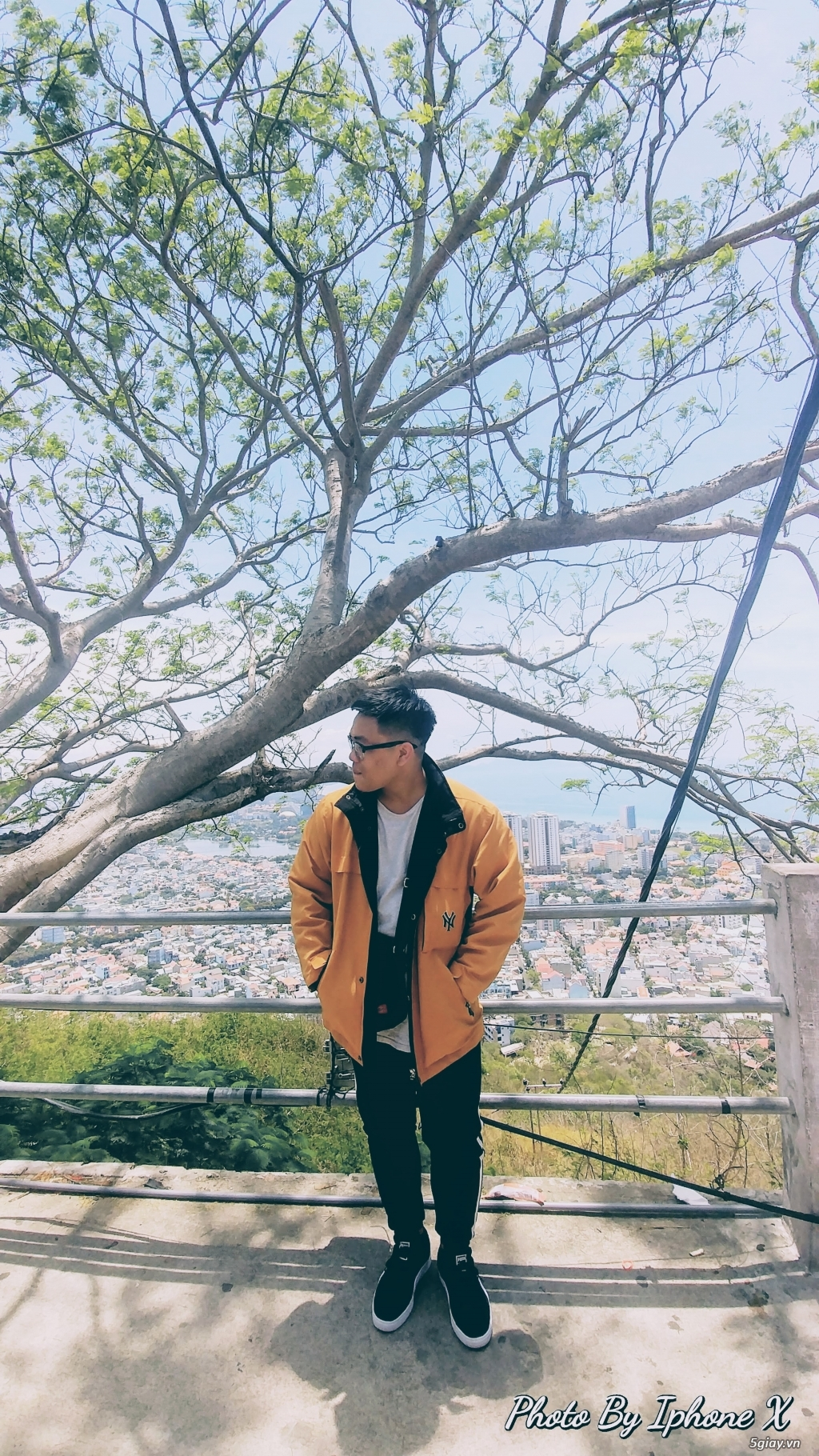 Áo Jacket NewYork  và áo sweater như hình - 2