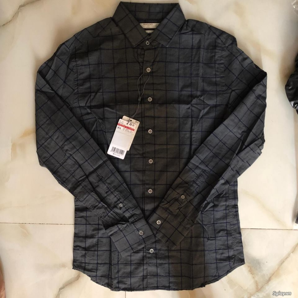 Abercrombie & Fitch , Hollister , A/X , Levi ,  Authentic nhập Mỹ 100% - 39