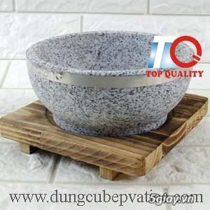 Mua thố đá Hàn Quốc 20cm giá rẻ nấu phở ở đâu?