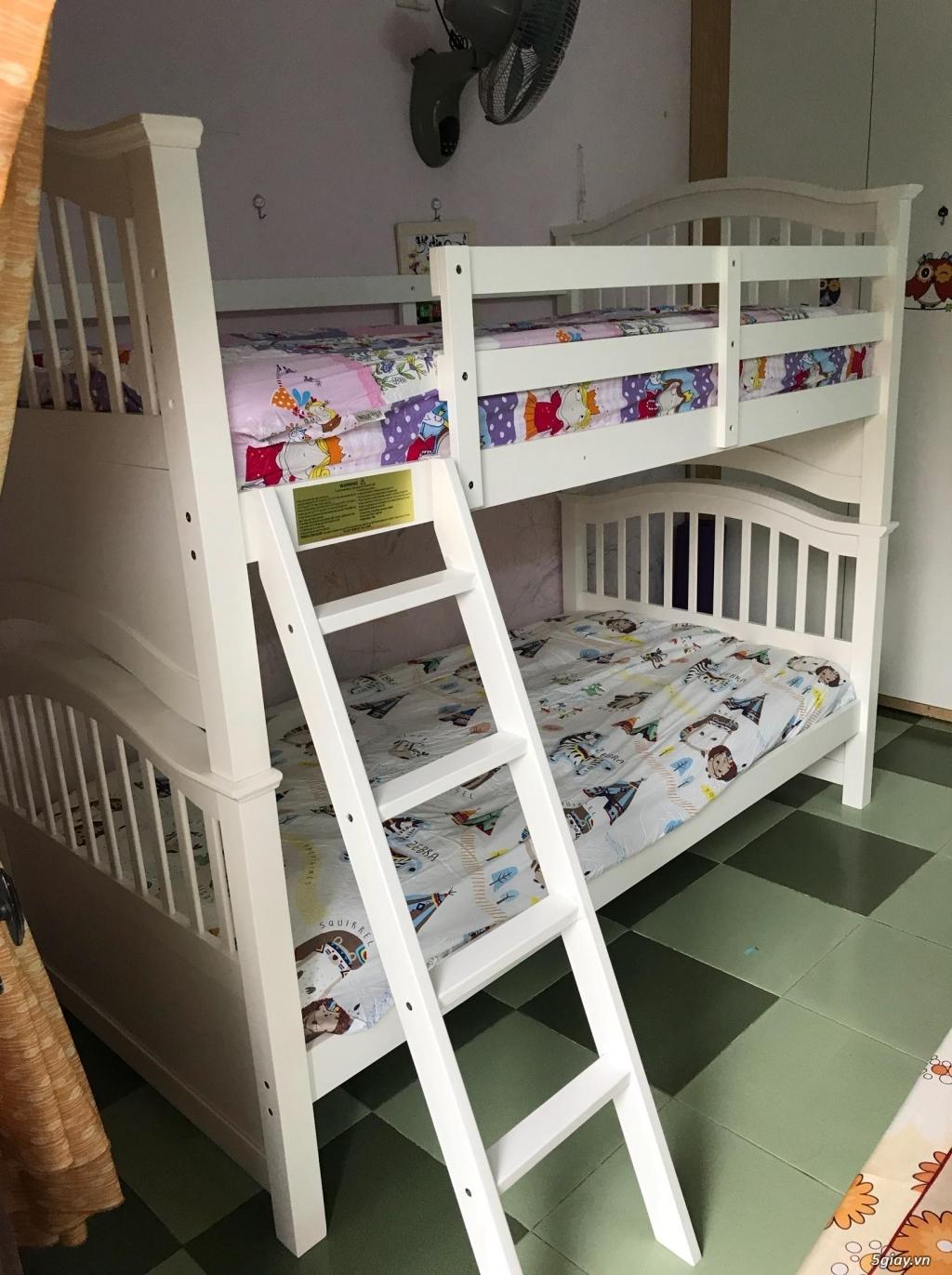 Giường tầng rẻ bền đẹp - 16