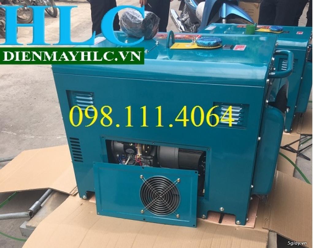 Máy phát điện chạy dầu Tomikama chống ồn - 2