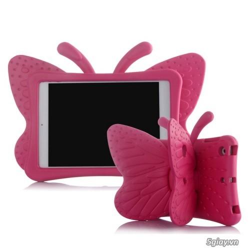 Ốp Lưng Chống Sốc Hình Cánh Bướm Cho iPad
