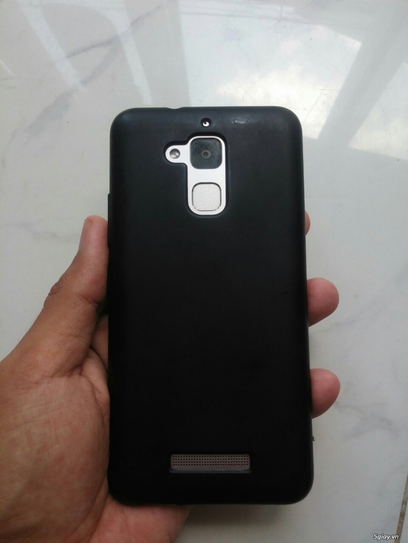 Zenfone 3 max nguyên zin pin trâu cần bán hay giao lưu - 1