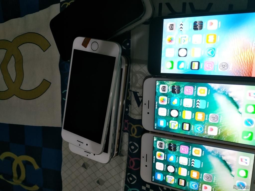 Iphone 6s qt,  zin 100%.  Ios 10.