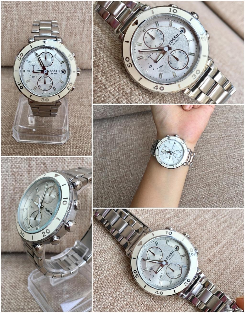 Kho đồng hồ xách tay chính hãng secondhand update liên tục - 6