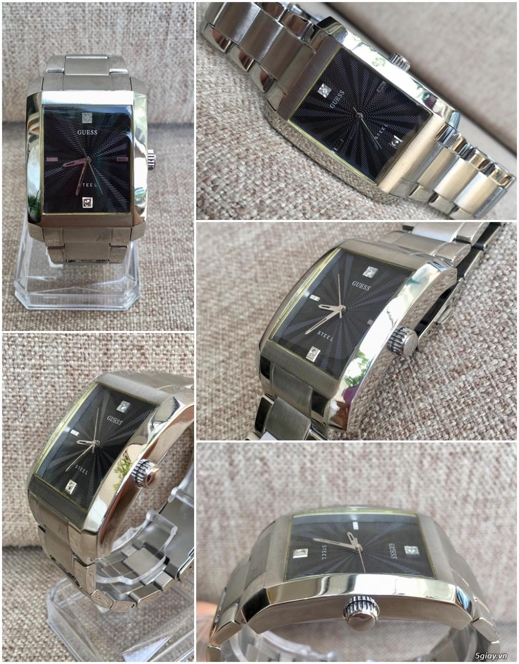 Kho đồng hồ  chính hãng secondhand update liên tục - 5