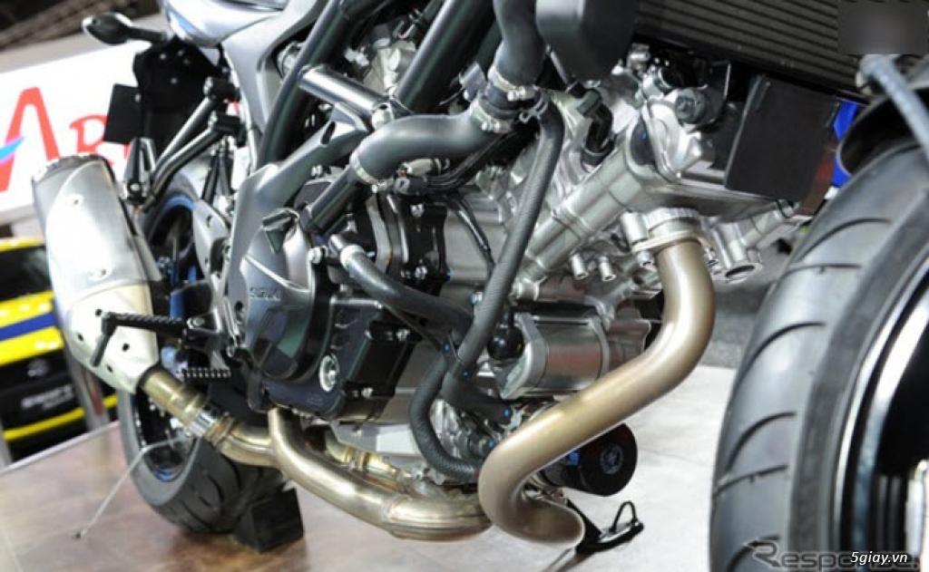 Đánh giá ưu nhược điểm Suzuki SV650X 2018 kèm ảnh chi tiết - 3