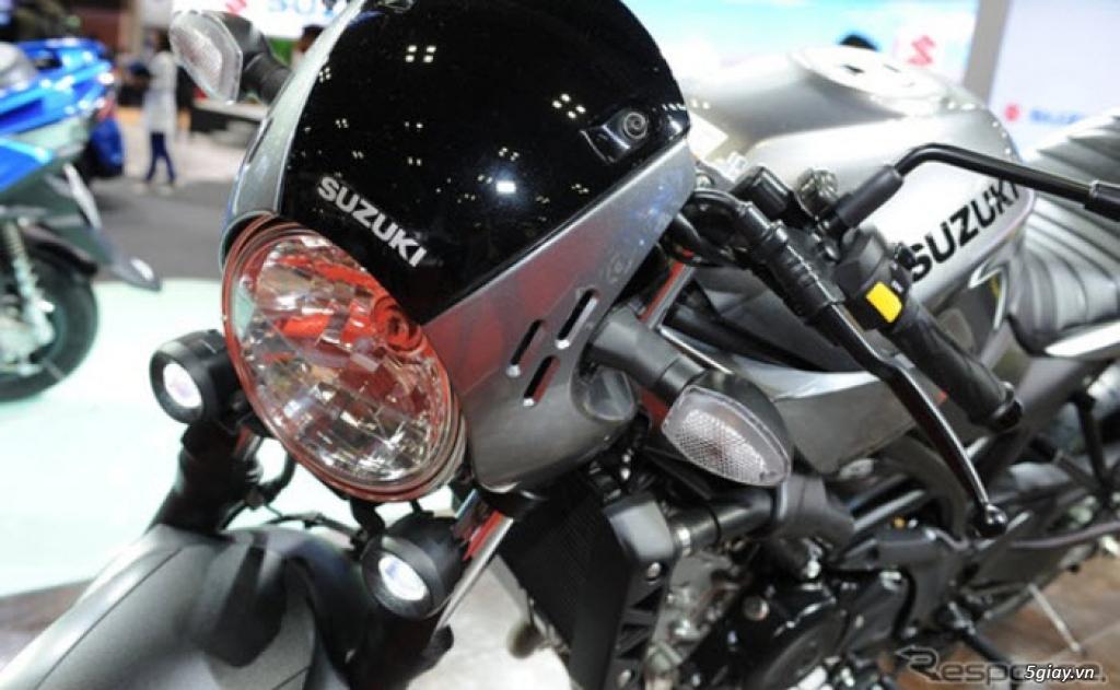 Đánh giá ưu nhược điểm Suzuki SV650X 2018 kèm ảnh chi tiết - 1