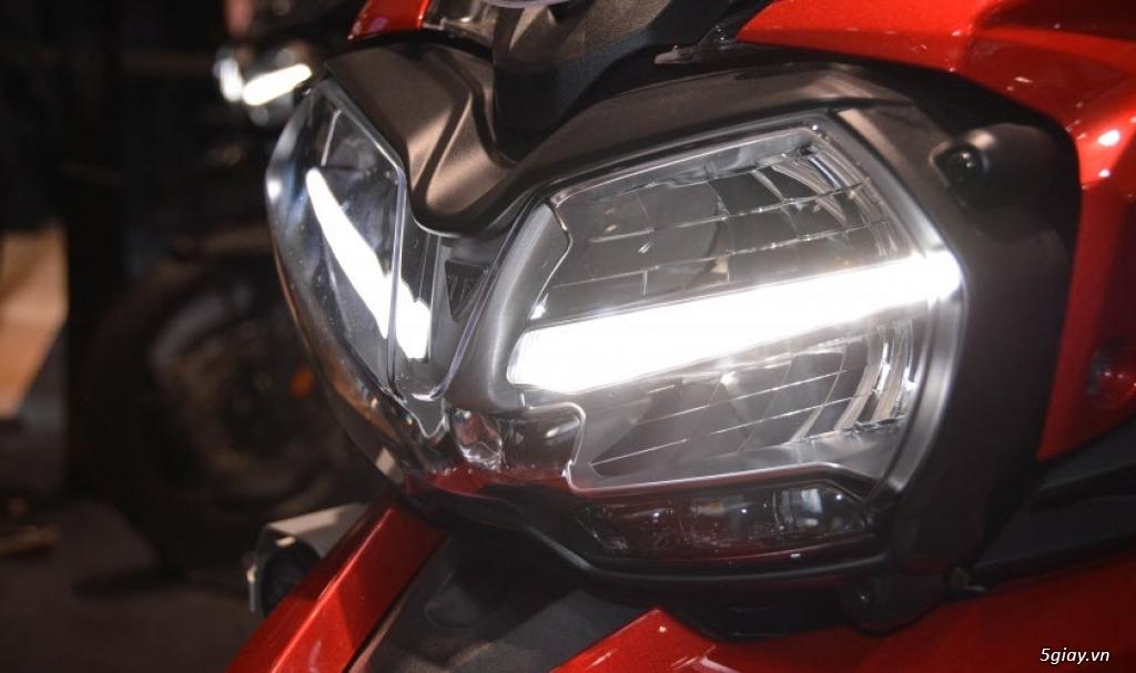 Đánh giá xe Triumph Tiger 1200 2018 - 2