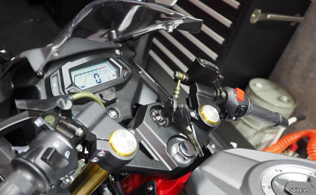 Đánh giá xe GPX Demon 150 GR 2018 kèm hình ảnh & thông số kỹ thuật - 3